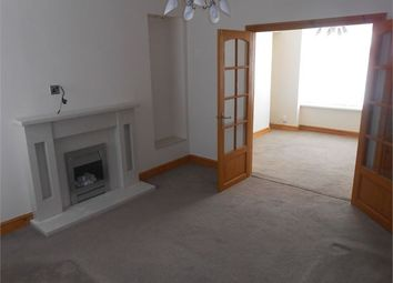 Thumbnail 3 bed terraced house to rent in Whitley Road, Loughor, Swansea