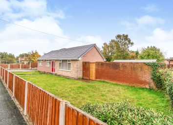 Thumbnail 3 bed detached bungalow for sale in Pear Tree Lane, Brownhills, Walsall