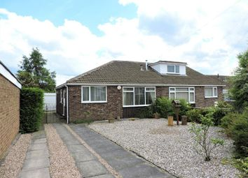 Thumbnail 2 bed bungalow for sale in Eastfield Close, Staincross, Barnsley