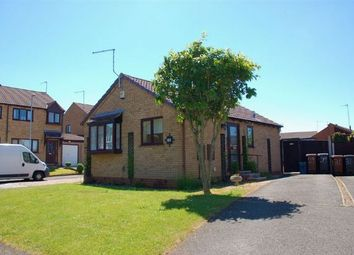 Thumbnail 2 bed detached bungalow for sale in Kelburn Close, East Hunsbury, Northampton