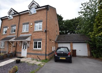 Thumbnail 4 bed semi-detached house to rent in Pennyfield Close, Leeds, West Yorkshire