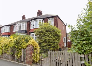 Thumbnail 3 bed end terrace house for sale in 'hollydene', Thorntree Road, Thornaby