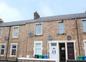 Thumbnail 1 bed flat for sale in Kidd Street, Kirkcaldy, Fife