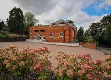 Thumbnail 2 bedroom flat for sale in School Hill, Wrecclesham, Farnham, Surrey
