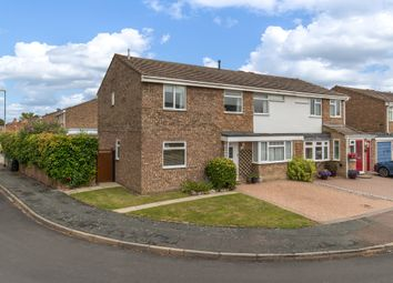 Thumbnail 4 bed semi-detached house for sale in Beechwood Avenue, Melbourn, Royston