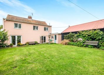 Thumbnail 5 bedroom detached house for sale in Shadingfield, Beccles, Suffolk