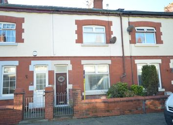 Thumbnail 2 bed terraced house for sale in Whitley Avenue, Blackpool