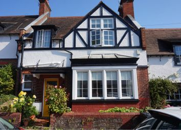 Thumbnail 4 bed terraced house for sale in Lauriston Road, Brighton