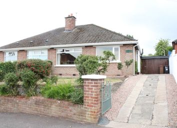 Thumbnail 2 bed bungalow for sale in Wanstead Road, Dundonald, Belfast