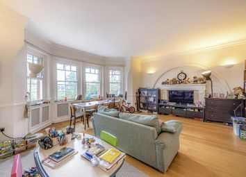 Thumbnail 3 bed flat for sale in Nutley Terrace, Hampstead