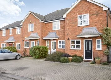 Thumbnail 2 bed terraced house to rent in Station Road, Stoke D'abernon, Cobham