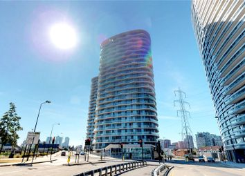 Thumbnail 1 bed flat for sale in Tidal Basin Road, London