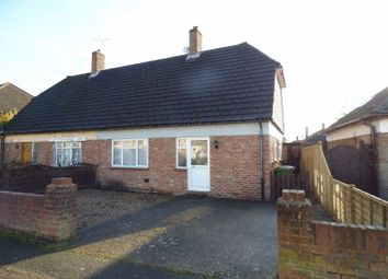 Thumbnail 2 bed semi-detached house for sale in Clare Crescent, Leatherhead