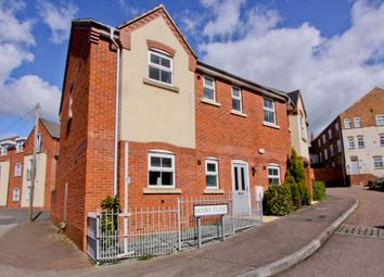 Thumbnail 2 bed flat for sale in Hooks Close, Anstey