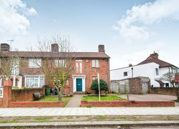 Thumbnail 3 bed end terrace house for sale in Copthorne Avenue, London