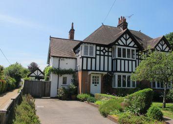 Thumbnail 4 bed semi-detached house for sale in Sheath Lane, Oxshott, Leatherhead