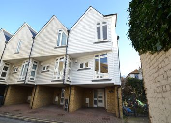 Thumbnail 3 bed terraced house for sale in Brownings Yard, Sea Street, Whitstable