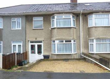 Thumbnail 3 bed terraced house for sale in Hulse Road, Brislington, Bristol