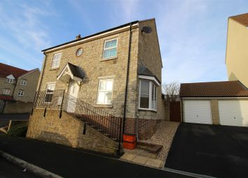 Thumbnail 3 bed detached house for sale in Purcell Road, Redhouse, Swindon