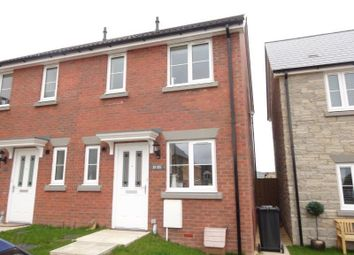 Thumbnail 2 bed semi-detached house for sale in Poppy Field, Broadwell, Coleford