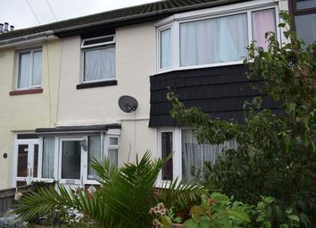 Thumbnail 3 bed terraced house for sale in Highfield Avenue, Fareham