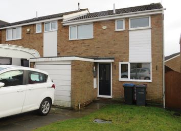 Thumbnail 3 bed semi-detached house for sale in Angus Road, Barwell, Leicester