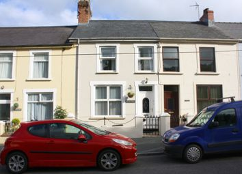 Thumbnail 2 bed terraced house for sale in Dyffryn, Goodwick, Fishguard