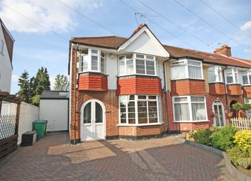 Thumbnail 3 bed terraced house to rent in Heathfield North, Twickenham