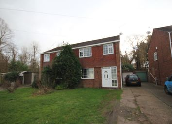 Thumbnail 3 bed semi-detached house for sale in Devon Road, South Darenth