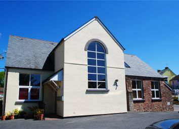 Thumbnail 1 bedroom flat to rent in The Manor Hall, Hatherleigh