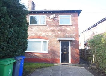 Thumbnail 3 bedroom semi-detached house to rent in Parrs Wood Road, Didsbury