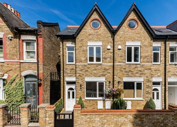 Thumbnail 3 bed end terrace house for sale in Stuart Road, Nunhead