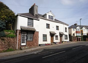 Thumbnail 2 bed terraced house to rent in Cecil Road, Paignton