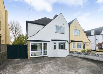 Thumbnail 3 bed semi-detached house for sale in Elm Avenue, Ruislip