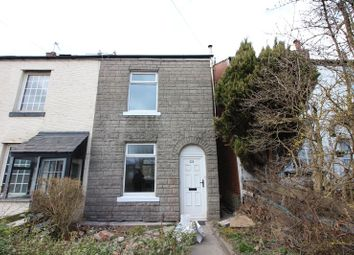 Thumbnail 2 bedroom end terrace house to rent in Croft Lane, Hollins, Bury