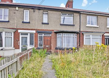 Thumbnail 3 bed terraced house for sale in Croft Gardens, Ferryhill