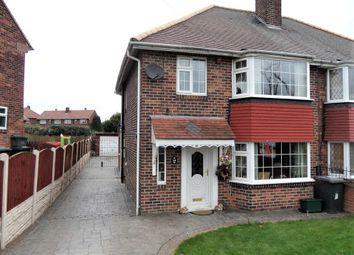 Thumbnail 3 bed semi-detached bungalow for sale in Ridgebalk Lane, Woodlands, Doncaster