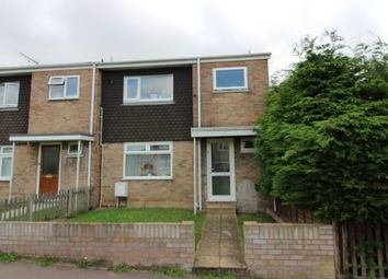 Thumbnail 3 bedroom terraced house to rent in Gorse Green, Lowestoft