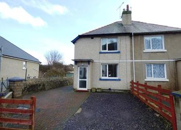 Thumbnail 2 bed semi-detached house for sale in Llwynon Road, Llandudno, Conwy, North Wales