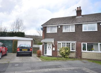 Thumbnail 3 bed semi-detached house for sale in Cambridge Close, Farnworth, Bolton