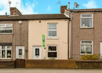 Thumbnail 2 bedroom terraced house for sale in Mill Lane, Codnor, Ripley