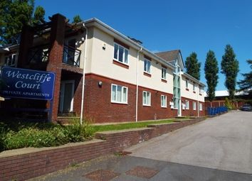 Thumbnail 2 bed flat to rent in Knowsley Park Lane, Prescot