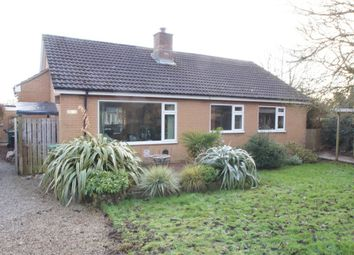Thumbnail 4 bed detached bungalow for sale in Bowness-On-Solway, Wigton, Cumbria
