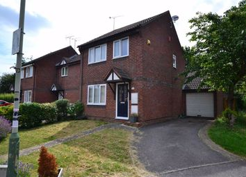 Thumbnail 3 bed end terrace house for sale in Olive Grove, Swindon