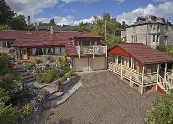 Thumbnail 4 bed detached bungalow for sale in Rhanna, Newton Terrace, Blairgowrie