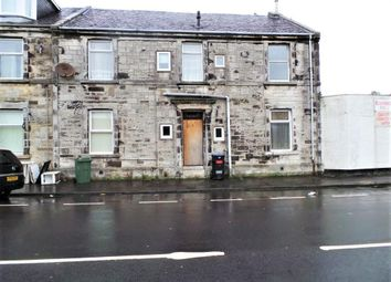 Thumbnail 1 bed flat for sale in Main Street, Newmilns