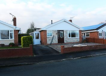 Thumbnail 2 bed detached bungalow for sale in Halkyn View, Connah's Quay