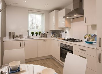 "Thumbnail 3 bed detached house for sale in ""Barwick"" at Norton Fitzwarren, Taunton"