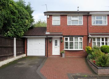 Thumbnail 3 bed semi-detached house for sale in Mortimers Close, Birmingham