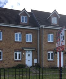 Thumbnail 4 bed terraced house to rent in Whimbrel Chase, Scunthorpe